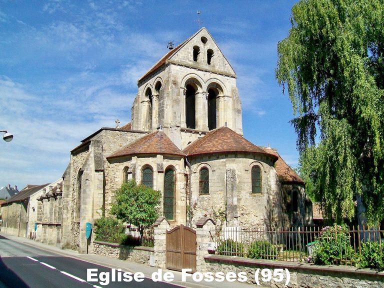 Eglise St Etienne de Fosses
