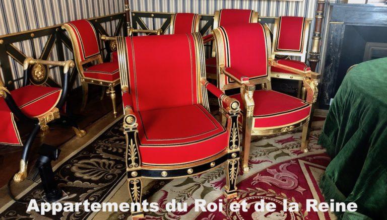 Appartements du Roi et de la Reine